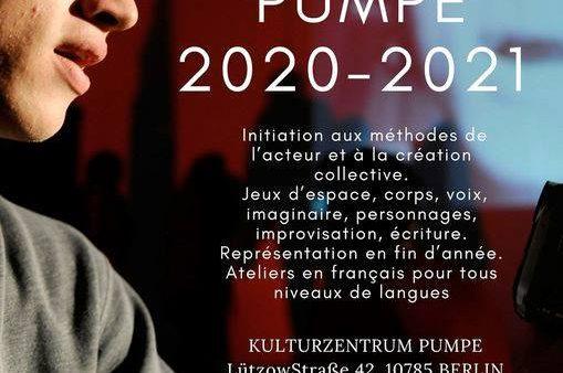 Pedagogie Pumpe 20 21